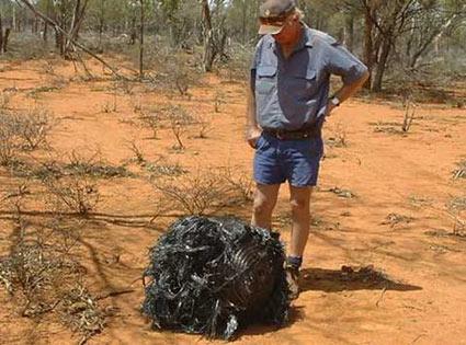 オーストラリアで見つかったナゾの金属の正体は?