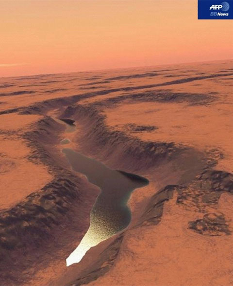 NASA今後は「生命体探索」を本格的に