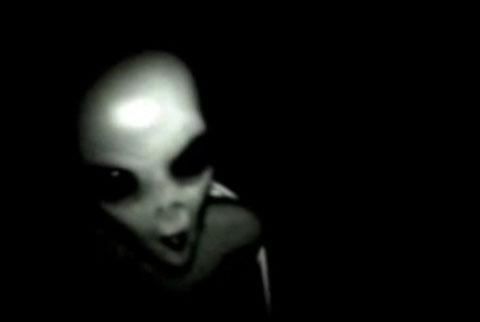 ブラジルで捕獲された宇宙人の衝撃映像