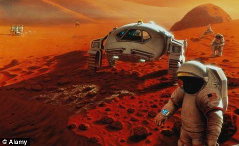 火星に住んでみませんか?ただし地球には二度と戻れません